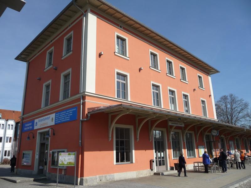 Bürgerbahnhof Landsberg