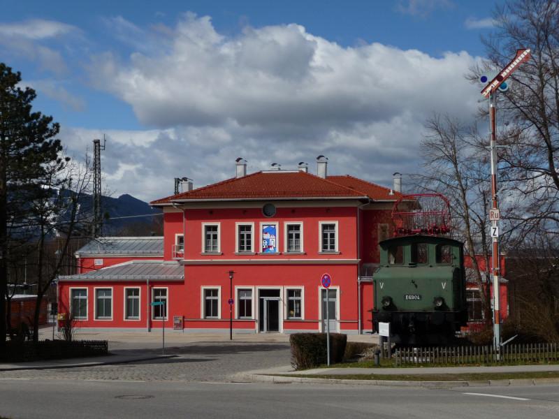 Bürgerbahnhof Murnau