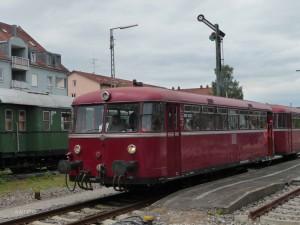 VT 98 in Landsberg